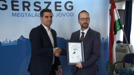 Átadták a Zalaegerszegi Családbarát Munkahely-díjat