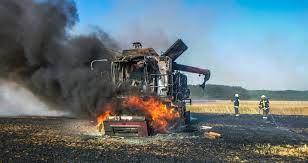 A mezőgazdasági tüzek megelőzhetők!